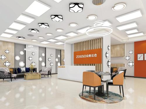 众烁照明:众烁云仓,助力加盟商落实门店改进服务